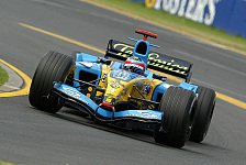 Formel 1 - Renault möchte das Potenzial des R25 weiter ausschöpfen