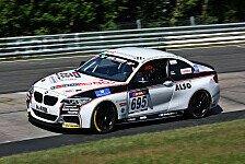 VLN - Enttäuschendes Ende für Kratz am Nürburgring