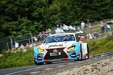 VLN - Schwieriger Auftakt für Farnbacher Racing