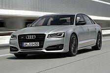 Auto - Audi präsentiert den S8 plus