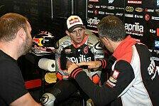 MotoGP - Bradl schlägt Teamkollege Bautista am ersten Tag