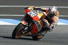 MotoGP - Marquez' WM-Kampf? Egal! Pedrosa will Indy-Sieg