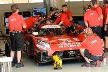 WEC - Nissan: Vorübergehender LMP1-Rückzug!