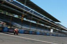 MotoGP - Marquez holt Indianapolis-Pole-Position