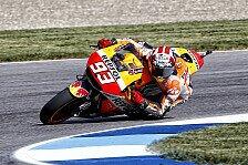 MotoGP - Marquez rechnet mit Taktikschlacht