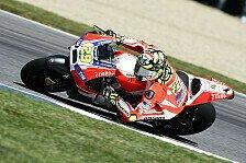 MotoGP - Ducati kommt nicht in Fahrt