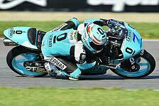 Moto3 - Warm-Up Indy: Vazquez und Kent dominieren