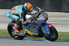 Moto2 - Indy: Rabat gewinnt Warm-Up vor Lowes und Zarco