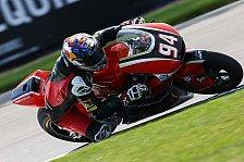 Moto2 - Indianapolis: Die deutschen Fahrer im Check