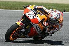 MotoGP - Pedrosa: Ich war schneller als Rossi