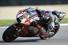 MotoGP - Bradl nach Aprilia-Debüt stolz: Ich bin noch da