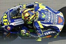 MotoGP - Rossi völlig am Ende: Ein sehr hartes Rennen