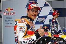 MotoGP - Sieger Marquez: Taktik-Korsett dank Lorenzos Speed
