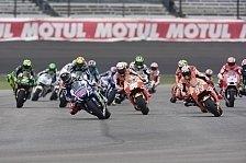 MotoGP - Indianapolis: Die Stimmen zum Rennen