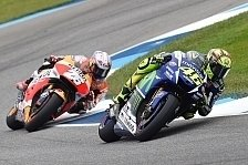 MotoGP - Rossis Topspeed-Dilemma: Die Analyse