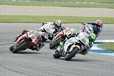 MotoGP - Bilder: Indianapolis GP - Bradls neuer Look: Das sind die Aprilia-Farben