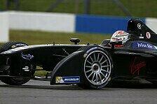 Formel E - Michelin bleibt Reifenausrüster der Formel E