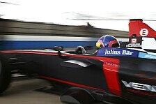 Formel E - Bilder: Testfahrten Donington Park