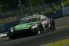 Super GT - Fuji: Sensationeller Sieg für Michael Krumm