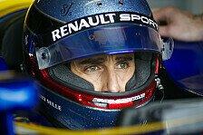 Formel E - Prost mit Bestzeit beim Testabschluss