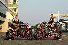 MotoGP - Bilder: Tschechien GP - Aprilia-Teampräsentation in Brünn
