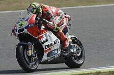 MotoGP - Ducati schickt in Brünn neue GP15 ins Rennen