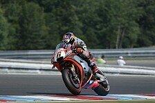 MotoGP - Bradl will im Rennen den Schmerzen trotzen