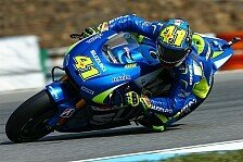 MotoGP - Suzuki hechelt in Brünn deutlich hinterher