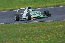 ADAC Formel 4 - Doppel-Pole für Janneau Esmeijer