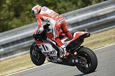 MotoGP - Ducati lässt Aufwärtstrend erkennen