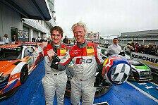 ADAC GT Masters - Audi-Dreifachsieg auf dem Nürburgring