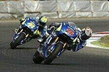 MotoGP - Suzuki: Erstes Mal in Silverstone