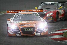 ADAC GT Masters - Basseng jubelt über Sieg am Nürburgring