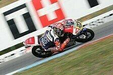 Moto3 - Antonelli in letzter Sekunde auf Pole