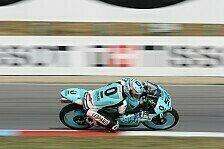 Moto3 - Kent triumphiert in verregnetem Sturz-Festival