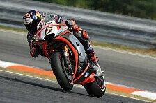 MotoGP - Bradl: Aprilia hat Probleme in schnellen Kurven