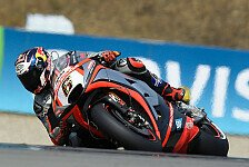MotoGP - Bradl gerät mit Aleix Espargaro aneinander