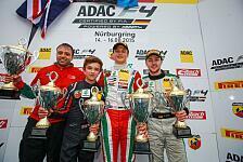 ADAC Formel 4 - Erster Sieg für Ralf Aron