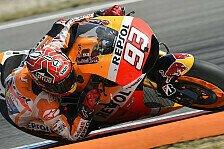 MotoGP - Marquez in Silverstone am Schnellsten