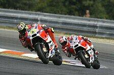 MotoGP - Ducati: In Silverstone endlich wieder Podium?