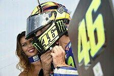 MotoGP - Blog: Rossi - Unermüdlich wie ein Uhrwerk
