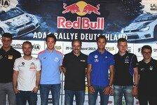 WRC - Pressegespräch zur ADAC Rallye Deutschland
