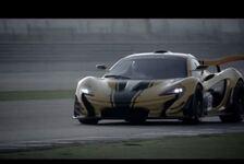 Mehr Motorsport - Video: Bruno Senna neuer Mentor im McLaren P1 GTR Driver Programm