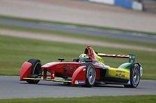 Formel E - 4. Testtag: Di Grassi knackt 1:30er-Marke