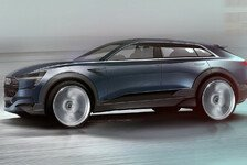 Auto - Audi mit Elektroantrieb ab 2018 in Serie
