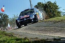 WRC - Deutschland: Latvala verliert Führung an Ogier