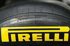 Formel 1 - Pirelli: Vertrag mit Formel 1 verlängert