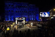 WRC - Rallye Deutschland: Showprogramm am Donnerstag