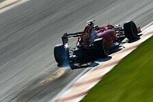 Formel 1 - Live-Ticker: Der Trainings-Freitag in Spa