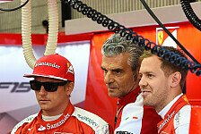 Formel 1 - Arrivabene: Räikkönen kein Billigfahrer